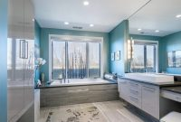 sea salt paint bathroom